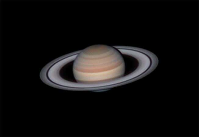 Saturn: 2020-06-15 18:30 UT,                                Darren (DMach)