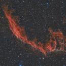 Filamentary supernova remnant of NGC 6995,                                Lorenzo Taltavull Menéndez