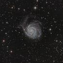 Galaxie du Moulinet,                                Virginie