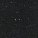 LEO TRIPLET - NGC3628 ,M66, M65,NGC3666,NGC3593....Widefield,                                BERNIER-Francois