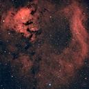NGC 7822,                                redman21