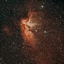 NGC 7380 The Wizard Nebula,                                Matt Dugas