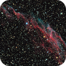 The Veil Nebula,                                Matthew Abey