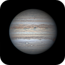 Jupiter with the Oval BA and the GRS on the limb.,                                Niall MacNeill