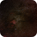 NGC 7000 Nebulosa Nord America E VARIE,                                antoniox65