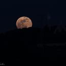 Secuencia Super Luna,                                Antoni Trallero