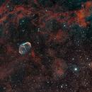 Crescent Nebula (NGC6888),                                Andrea Ferri