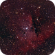NGC 281 (Pacman),                                Tyler Jackson Welch