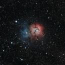 M20 The Trifid Nebula,                                Miguel Reyes