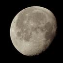 The Moon on Election Night 2020,                                Eddie Pons