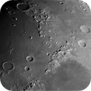 Lunar Caucasus Mountains and Lunar Alps with Plato and Archimedes,                                Michael Feigenbaum