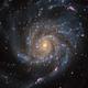 Messier 101 (Cropped Version),                                Alex Roberts