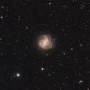 Messier 83 (The Southern Pinwheel),                                Christian Vial Arce