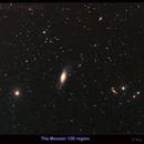 The M106 region,                                Lawrence E. Hazel