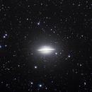 Messier 104,                                Bill Clugston