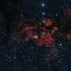 War and Peace Nebula aka Lobster Nebula, NGC 6357,                                Scott M. Stirling