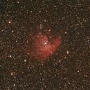 """Pacman"" nebula (NGC 281),                                raulgh"
