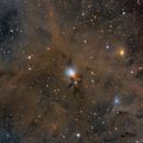 NGC1333 LRGB,                                Marco Favro