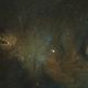 NGC 2264 Cone Nebula and Christmas Tree Cluster,                                Michael Kolstad