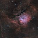 NGC 6823,                                SkyEyE Observatory