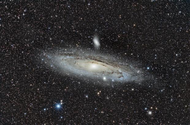 M31,                                Frédéric Mahé