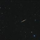 NGC 5907,                                Roberto Coleschi