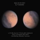 good conditions, Mars 02.03.2021,                                Uwe Meiling