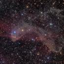 LBN 437 - Deep Sky West Remote Observatory,                                Deep Sky West (Lloyd)