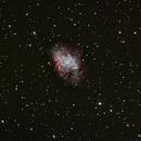 M1 (Crab Nebula),                                stevebryson