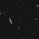 NGC 4216 in Virgo,                                Nurinniska