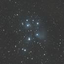 M45 - Les pleiades,                                Julien Cochet