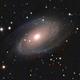 M81 collaboration LRGB,                                MLuoto