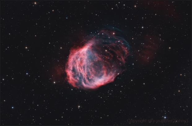 Abell 21 /  Sharpless 2-274,                                sky-watcher (johny)