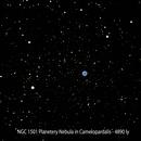 NGC 1501,                                Fred