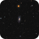 NGC5033 in L RGB Ha - A crooked galaxy in Canes Venatici,                                Daniel.P