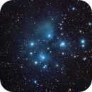 M45 Pleiades,                                Glen Fountain
