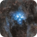 The Pleiades/M45 with majestic dust,                                Mohamed Usama Ismail