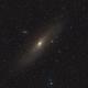 M31 Star Adventurer 300mm unguided,                                Mario Gromke