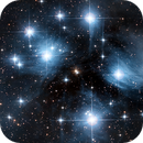 The Pleiades(M 45) - The Seven Sisters,                                Monty Giavelli