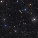 NGC5566 & NGC5576 group,                                David Cheng