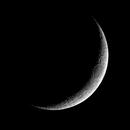 Crescent Moon - March 16, 2021,                                Carl Newberg