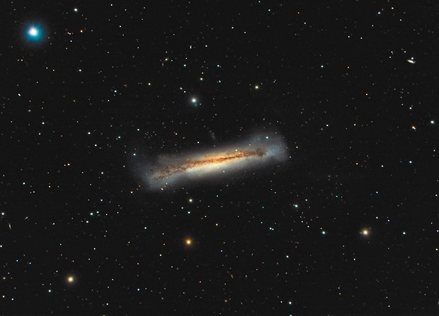 NGC 3628 (Leo),                                Marko Emeršič