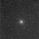 M28 globular cluster, survey image,                                erdmanpe