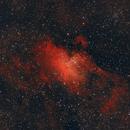 M 16 - Eagle Nebula (12 Jun 2020),                                Bernhard Suntinger