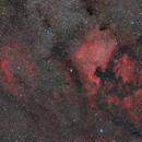 Cygnus - Deneb to Sh2-119,                                Astro-Wene
