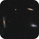 The Leo Triplet,                                Andreas Eleftheriou