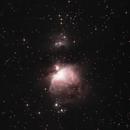 Orion Belt with Orion and HorseHead Nebula,                                Fabian Vanbellinghen