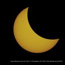 Solar Eclipse 2015,                                astromatthias