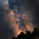 Milky Way 50mm Canon EF Lens,                                Markus Bauer
