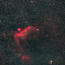 The Seagull nebula,                                gibran85